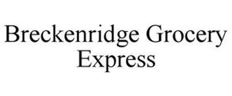 BRECKENRIDGE GROCERY EXPRESS