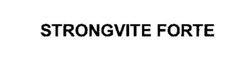 STRONGVITE FORTE