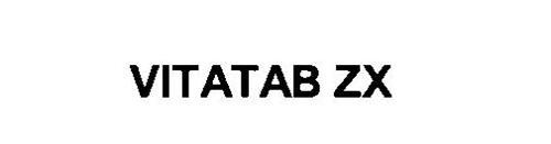 VITATAB ZX