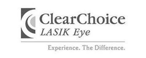 CLEARCHOICE LASIK EYE EXPERIENCE. THE DIFFERENCE.
