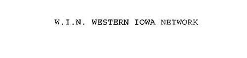 W.I.N. WESTERN IOWA NETWORKS