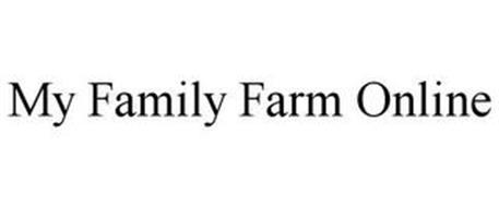 MY FAMILY FARM ONLINE