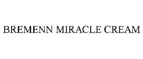 BREMENN MIRACLE CREAM