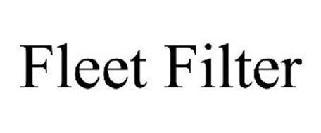 FLEET FILTER