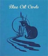 BLUE CAT CARDS