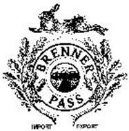 BRENNER PASS IMPORT EXPORT