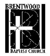 B BRENTWOOD BAPTIST CHURCH