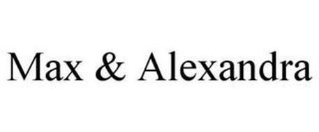 MAX & ALEXANDRA