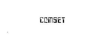 COMSET