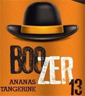 BOOZER 13 ANANAS TANGERINE