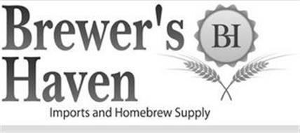 BREWER'S HAVEN IMPORTS AND HOMEBREW SUPPLY BH