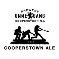 BREWERY OMME GANG COOPERSTOWN N.Y. 1939 COOPERSTOWN ALE
