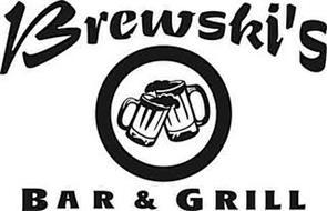 BREWSKI'S BAR &GRILL