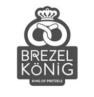 BREZELKÖNIG KING OF PRETZELS