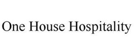 ONE HOUSE HOSPITALITY