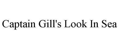 CAPTAIN GILL'S LOOK IN SEA