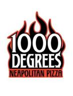 1000 DEGREES NEAPOLITAN PIZZA