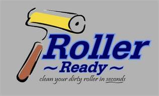 ROLLER READY CLEAN YOUR DIRTY ROLLER IN SECONDS