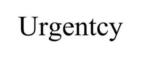 URGENTCY