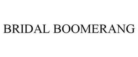 BRIDAL BOOMERANG