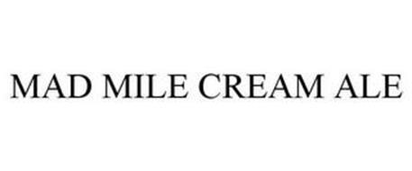 MAD MILE CREAM ALE