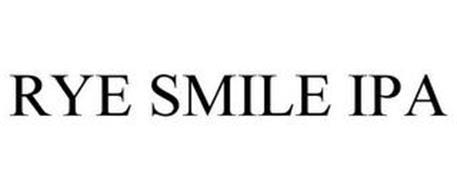 RYE SMILE IPA
