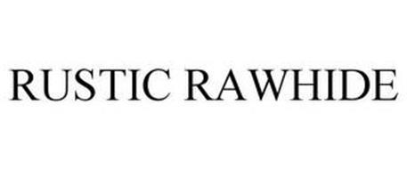 RUSTIC RAWHIDE