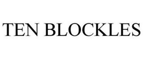 TEN BLOCKLES