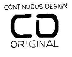 CONTINUOUS DESIGN ORIGINAL CD