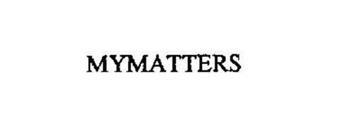 MYMATTERS