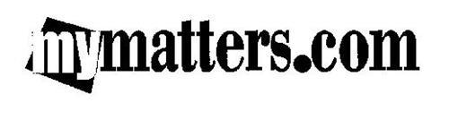 MYMATTERS.COM