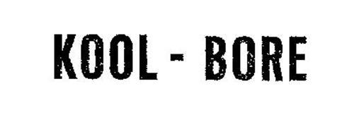 KOOL - BORE