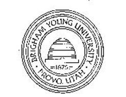 BRIGHAM YOUNG UNIVERSITY - PROVO, UTAH - 1875