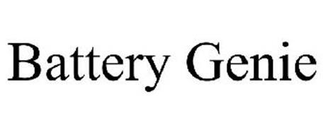 BATTERY GENIE
