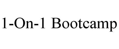 1-ON-1 BOOTCAMP