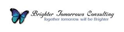 BRIGHTER TOMORROWS CONSULTING TOGETHER TOMORROW WILL BE BRIGHTER
