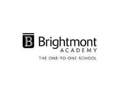 B BRIGHTMONT ACADEMY THE ONE-TO-ONE SCHOOL