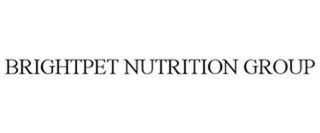 BRIGHTPET NUTRITION GROUP