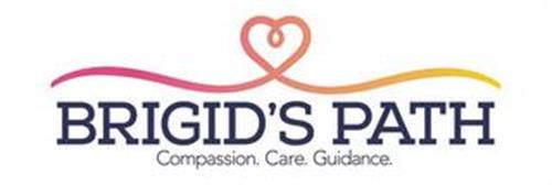 BRIGID'S PATH COMPASSION. CARE. GUIDANCE.
