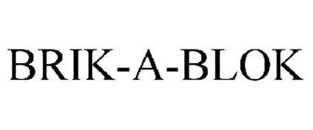 BRIK-A-BLOK