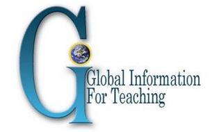 GI GLOBAL INFORMATION FOR TEACHING