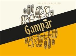 GAMPAR BREWED IN BELGIUM