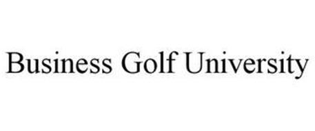 BUSINESS GOLF UNIVERSITY