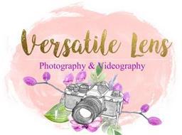 VERSATILE LENS PHOTOGRAPHY & VIDEOGRAPHY