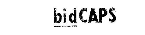 BIDCAPS