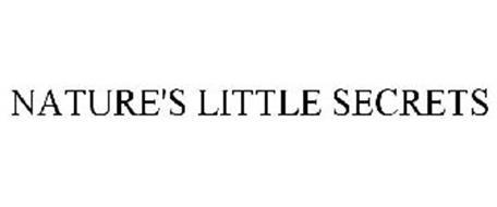 NATURE'S LITTLE SECRETS