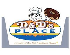 D&DS PLACE A TOUCH OF THE OLD FASHIONED DONUT