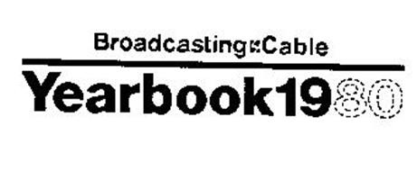 BROADCASTING CABLE YEARBOOK 1980