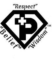 """RESPECT"" ""WISDOM"" ""BELIEF"" P"