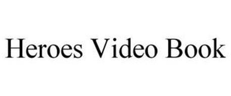 HEROES VIDEO BOOK